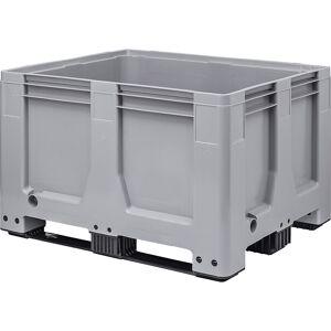 Großbehälter, Standard-Ausführung Inhalt 610 l Ausführung 3 Kufen, ab 6 Stk