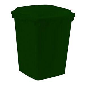 Mehrzweck-Behälter Inhalt 90 l LxBxH 510 x 485 x 600 mm, grün