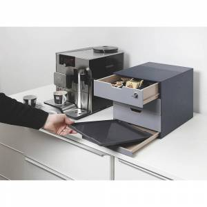 DURABLE Schubladenbox COFFEE POINT BOX HxBxT 292 x 280 x 356 mm 4 Schubladen