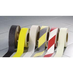 Antirutsch-Band, selbstklebend Breite 50 mm gelb, Rolle, ab 1 Stk