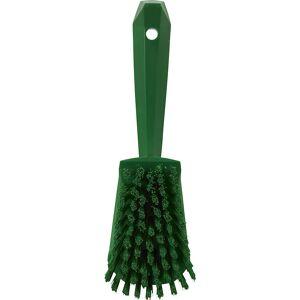 Vikan Handbürste kurzer Stiel hart, VE 10 Stk grün