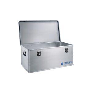 ZARGES Alu-Kombi-Box Maxi, Inhalt 135 l Außen-LxBxH 900 x 500 x 370 mm, Gewicht 6,9 kg