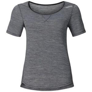 Odlo REVOLUTION LIGHT kurzärmeliges Baselayer Shirt grey melange XL