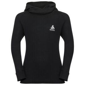 Odlo ACTIVE WARM KIDS Funktionsunterwäsche Langarm-Shirt mit Gesichtsmaske black 104
