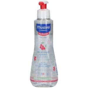 mustela® Beruhigendes Reinigungswasser ohne spülen