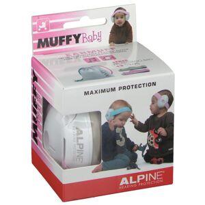 Alpine Muffy Maximun Protection Kapselgehörschutz Babys Pink