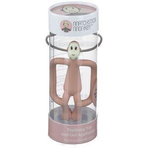 Matchstick Monkey Streichholz-Affenzahnring Rosa