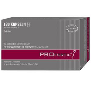 Lenus Pharma GesmbH PROfertil® Kapseln