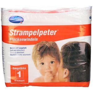 PAUL HARTMANN AG Strampelpeter® Flockenwindeln 35x11cm Saugstärke 1