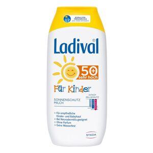 STADA Consumer Health Deutschland GmbH Ladival® Kinder Sonnenmilch LSF 50+