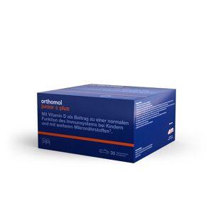 Orthomol pharmazeutische Vertriebs GmbH Orthomol junior C plus Kautabletten Waldfrucht
