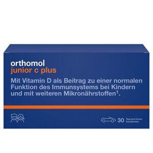 Orthomol pharmazeutische Vertriebs GmbH Orthomol junior C plus Kautabletten Mandarine/Orange