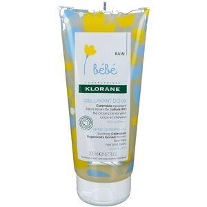 Klorane Bébé Bain Sanftes Reinigungsgel mit Calendula Bio