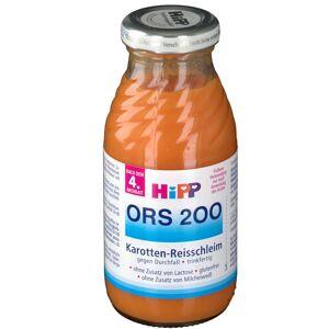 HiPP GmbH & Co.Vertrieb KG HiPP Karotten-Reisschleim ORS 200
