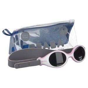 GSA PHARMA Bèaba® Sonnenbrille mit verstellbarem Band für Babys Gr. S rose