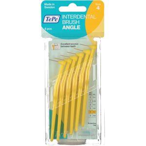 TePe® Angle Interdentalbürsten gelb 0,7 mm