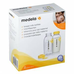 medela Muttermilchflaschenset 250 ml