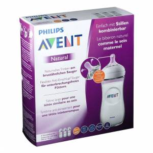 Avent Philips Avent Naturnah Flasche 3 x 330 ml