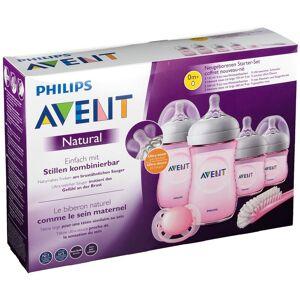 Avent Philips® Avent Natural-Neugeborenen Starterset rosa