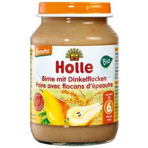 Holle baby food AG Holle Birne mit Dinkelflocken