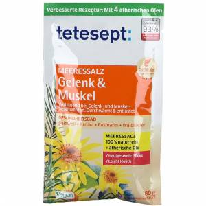 Merz Consumer Care GmbH tetesept® Meeressalz Gelenk & Muskel