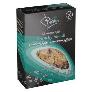 Revogan Rosies Crunchy Müsli glutenfrei