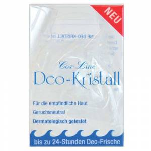 ALLPHARM Vertriebs GmbH Cos-Line Deo-Kristall
