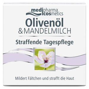 Dr. Theiss Naturwaren GmbH medipharma cosmetics Olivenöl & Mandelmilch Straffende Tagespflege