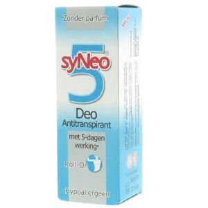 syNeo® 5 Antitranspirant Deo Roll-On
