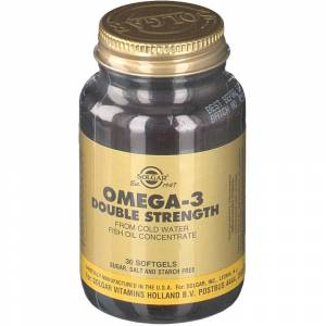 Solgar® Omega-3 Double Strenght