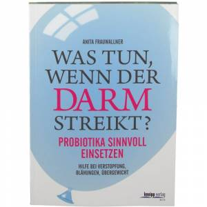 INSTITUT ALLERGOSAN Deutschland (privat) GmbH Anita Frauwallner: Was tun, wenn der Darm streikt?