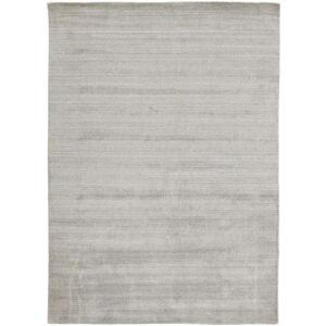 Nain Trading Orientalischer Gabbeh Design Teppich 235x168 Grau/Beige (Indien, Wolle, Handgeknüpft)