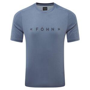 Föhn Sonnenschutz T-Shirt (kurzarm) - Large Vintage Indigo   T-Shirts