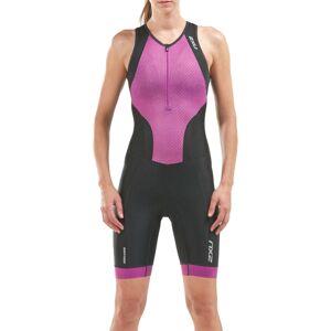 2XU Perform Triathlonanzug Frauen (RV vorne) - XS   Triathlonanzüge
