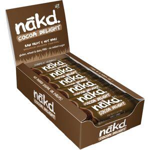 nakd. Riegel (18 x 35 g) - 18x35g 18x35g Cocoa Delight   Riegel