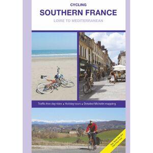 Cordee Cycling Southern France Buch (auf Englisch) - Einheitsgröße
