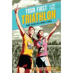 Cordee Your First Triathlon Ratgeber (2. Ausgabe, auf Englisch)