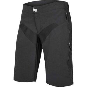 Endura SingleTrack II Shorts (mit Innenhose) SS18 Black