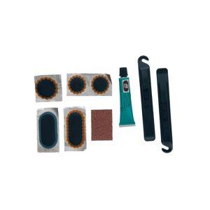 Rema Tip Top Reifenpanne Flickenset & Reifenheber (TT05) Black Unisex