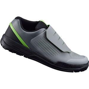 Shimano GR9 MTB Schuhe (für Plattformpedale) 2018 Grey