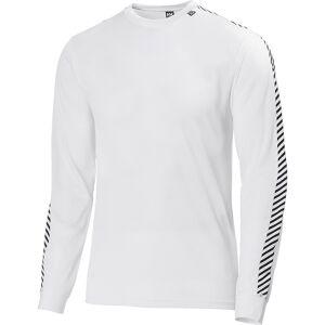 Hansen Helly Hansen Lifa Stripe Funktionsshirt (Rundhals) AW16 White