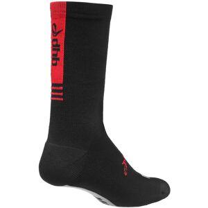 dhb Aeron Midweight Merino Socken Black
