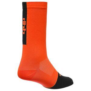 dhb Aeron Tall Sock Orange