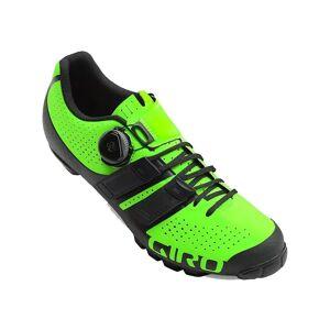 Giro Code Techlace Offroad Schuhe Green