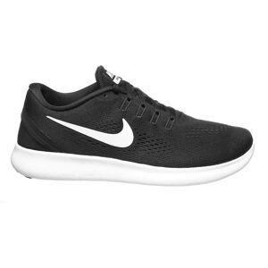 Nike Damen Free RN Laufschuhe Black