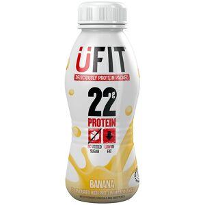 UFIT High Protein Drink (310 ml, 22 g Protein)  Unisex