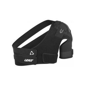 Leatt Schulterschutz Black