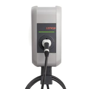 KEBA Elektroauto Ladestation KEBA Wallbox 97.924 KeContact P30 c-series (22kW, inkl. 6m Kabel Typ2, Ethernet)