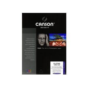 CANSON Infinity Platine Fibre Rag 310g A3 25 feuilles