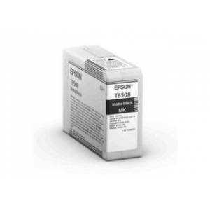 Epson cartouche d'encre pour imprimante P800 - Noir Mat